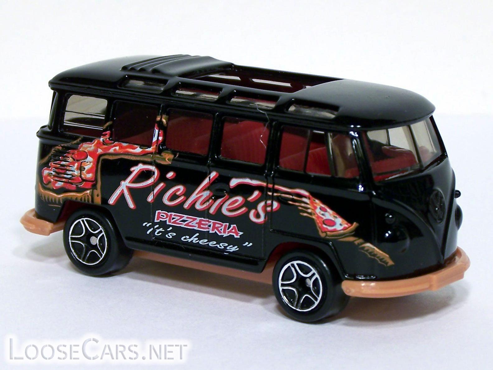 Matchbox VW Transporter: 2000 #57 Front Right