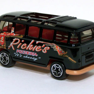Matchbox VW Transporter: 2000 #57 Rear Left