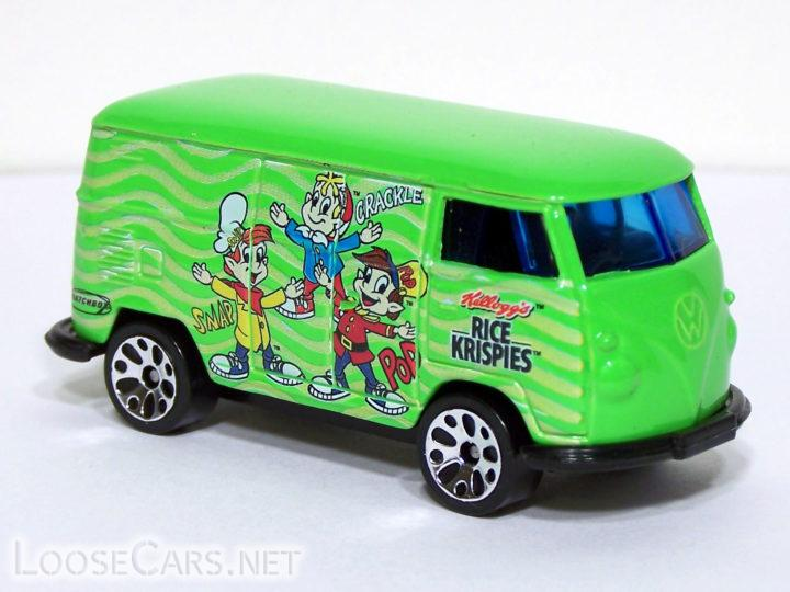 Matchbox VW Delivery Van: 2002 Kellogg's Collection