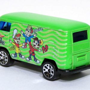 Matchbox VW Delivery Van: 2002 Kellogg's Rear Left