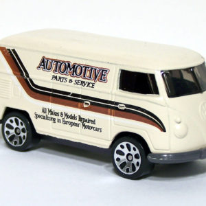 Matchbox VW Delivery Van: 2006 #31 Front Right