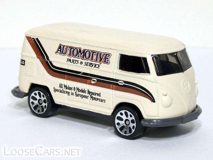 Matchbox VW Delivery Van: 2006 #31 MBX Metal