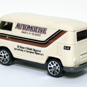 Matchbox VW Delivery Van: 2006 #31 Rear Left