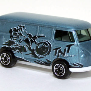 Matchbox VW Delivery Van: 2000 #72 Front Right