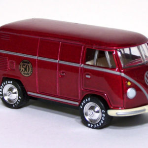 Matchbox VW Delivery Van: 2002 50 Years Front Right
