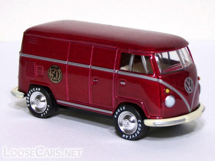 Matchbox VW Delivery Van: 2002 Matchbox Collectibles: 50 Years