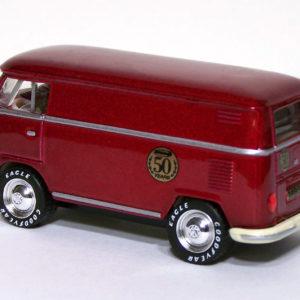 Matchbox VW Delivery Van: 2002 50 Years Rear Left