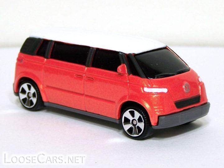 Matchbox Volkswagen Microbus: 2005 Superfast #31 (Orange)