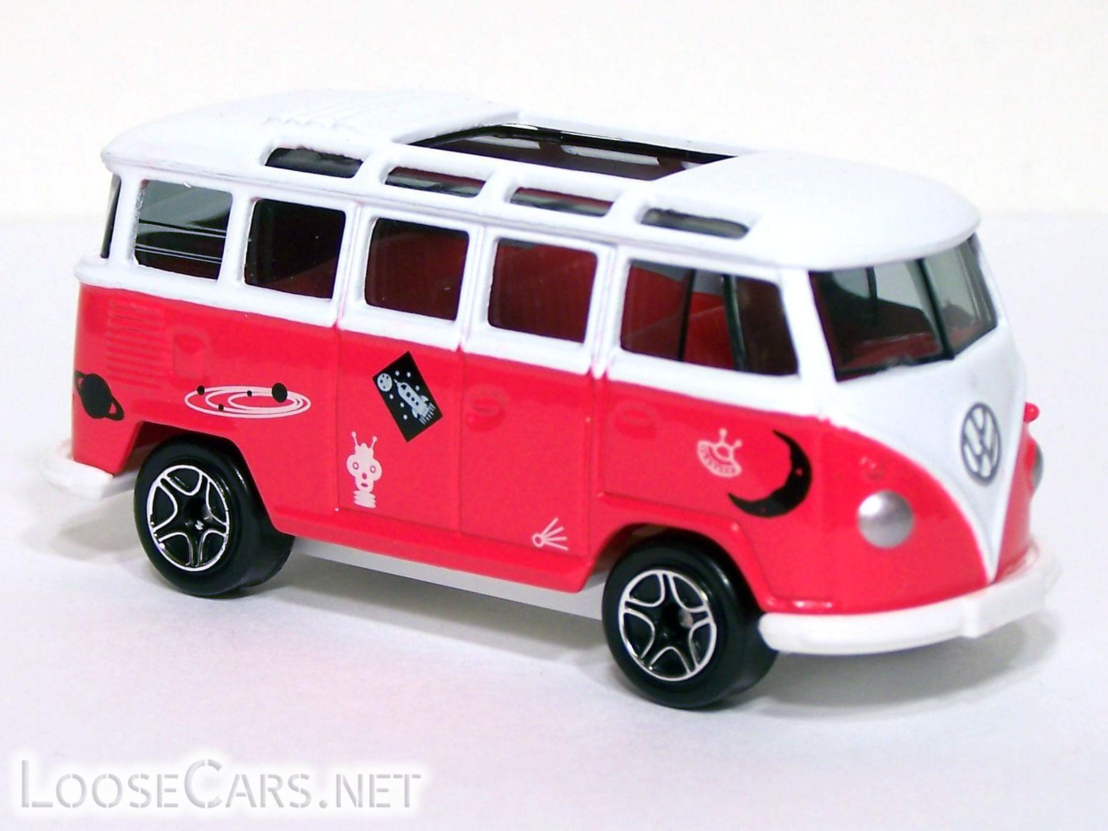Matchbox VW Transporter: 1999 #59 (International) Front Right