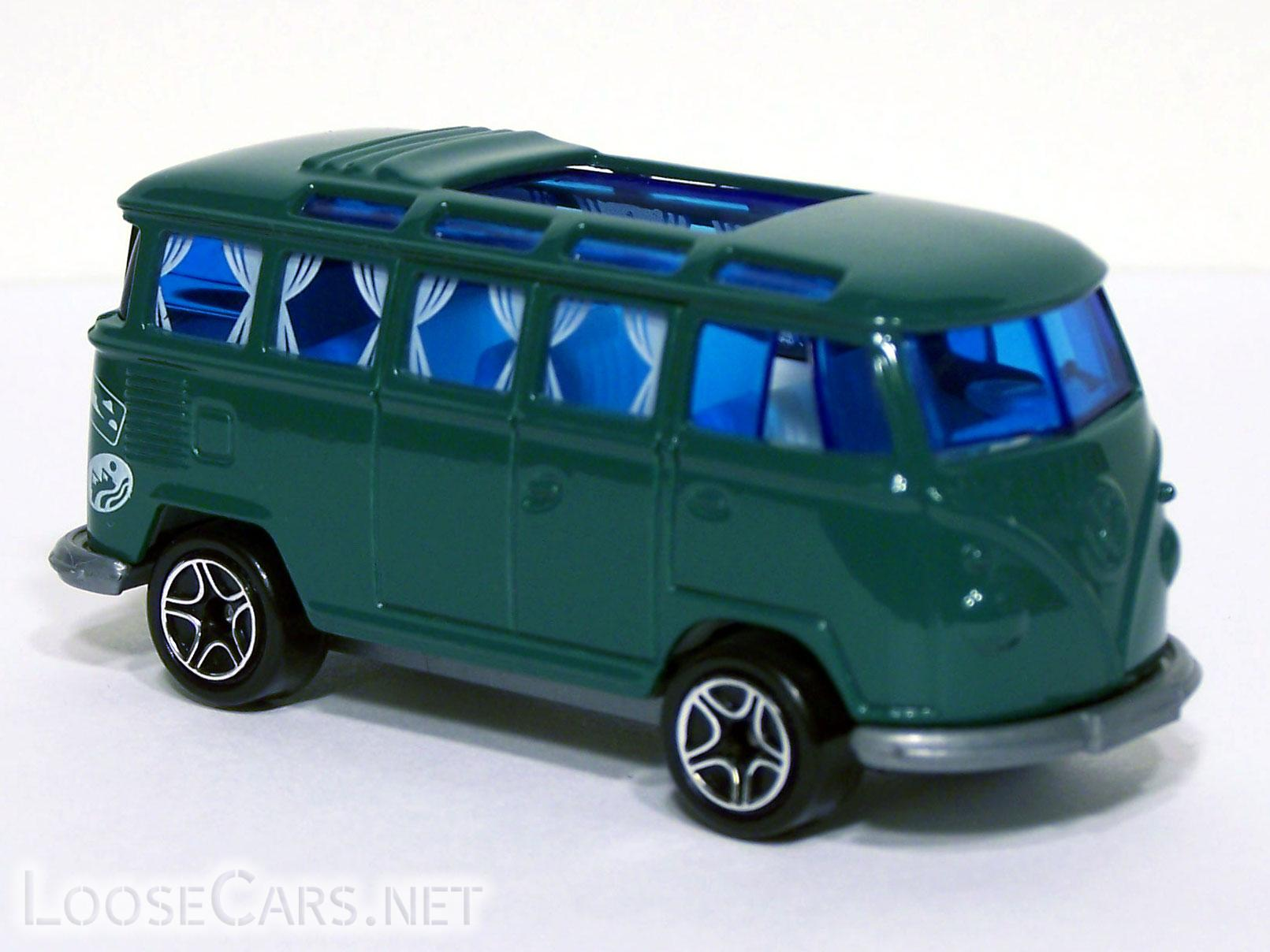 Matchbox VW Transporter: 1999 Wilderness Road Trip Front Right