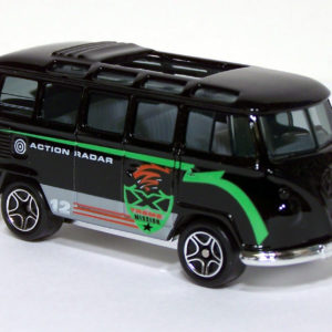 Matchbox VW Transporter: 2000 Storm Tracker Front Right