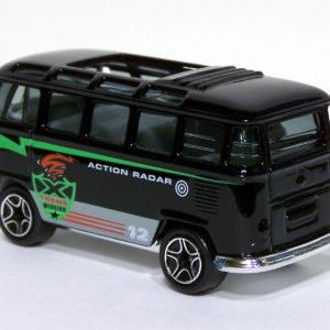 Matchbox VW Transporter: 2000 Storm Tracker Rear Left