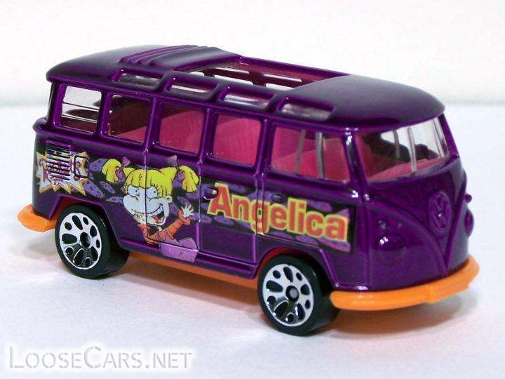 Matchbox VW Transporter: 2001 Rugrats 5-Pack