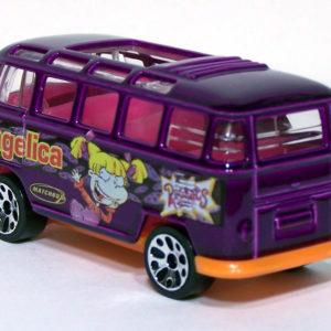 Matchbox VW Transporter: 2001 Rugrats Rear Left