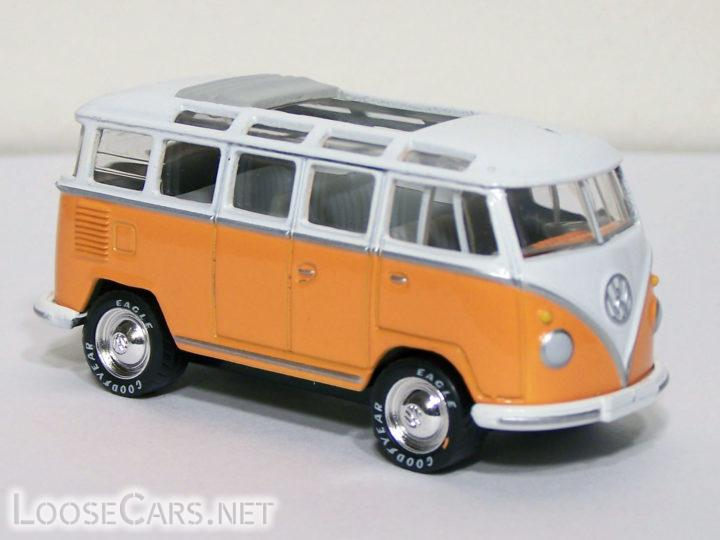Matchbox VW Transporter: 2002 Barrett Jackson