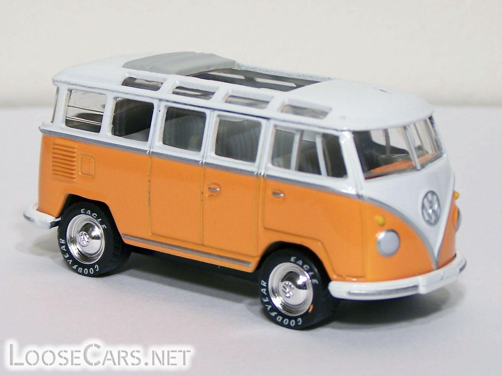 Matchbox VW Transporter: 2002 Barrett Jackson Front Right