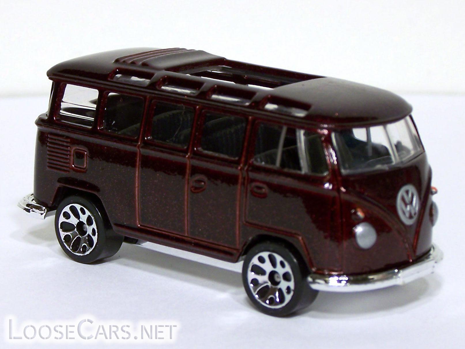 Matchbox VW Transporter: 2005 Stars of Cars Front Right