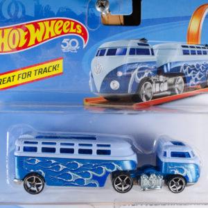 Hot Wheels Custom Volkswagen Hauler: 2018 Track Stars Card