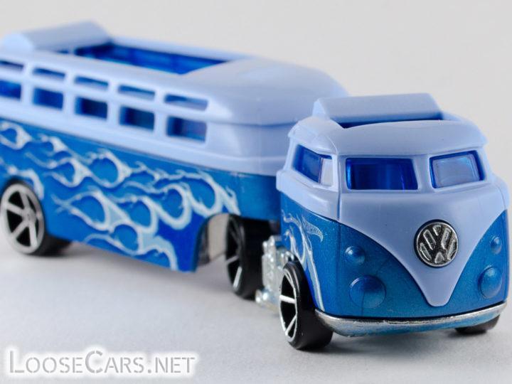 Hot Wheels Custom Volkswagen Hauler: 2018 Track Stars CGJ45