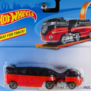 Hot Wheels Custom Volkswagen Hauler: 2020 Track Stars Card