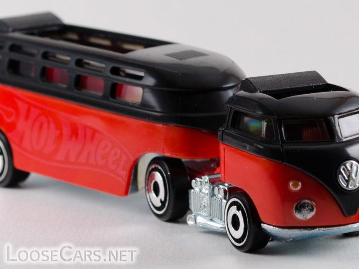 Hot Wheels Custom Volkswagen Hauler: 2020 Track Stars GMB67