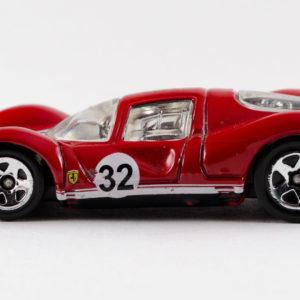 Hot Wheels Ferrari P4: 2010 #76 (Red) Left