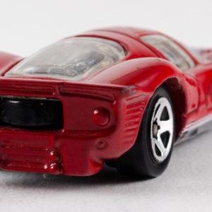 Hot Wheels Ferrari P4: 2010 #76 (Red) Rear Right