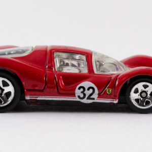 Hot Wheels Ferrari P4: 2010 #76 (Red) Right