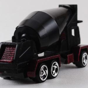 Hot Wheels Oshkosh Cement Mixer: 1999 #1011 Rear Right