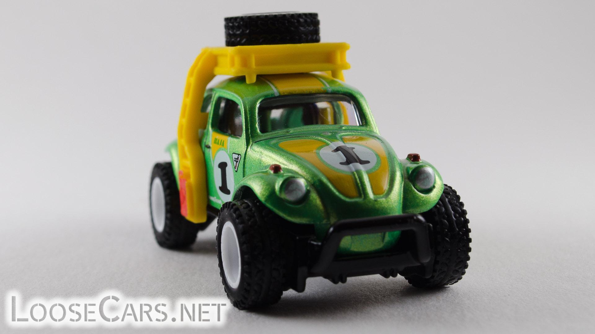 Hot Wheels Volkswagen Baja Bug: 2019 Desert Rally Front Right