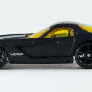 Hot Wheels Dodge Viper Coupe: 2007 Batman OH5 Left