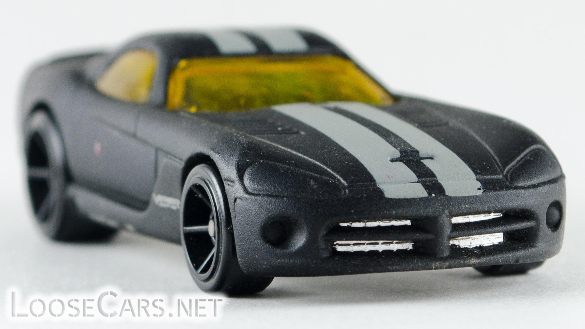 Hot Wheels Dodge Viper Coupe: 2007 Batman OH5 Front Right