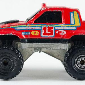Hot Wheels Gulch Stepper: 1990 #49 CT Left