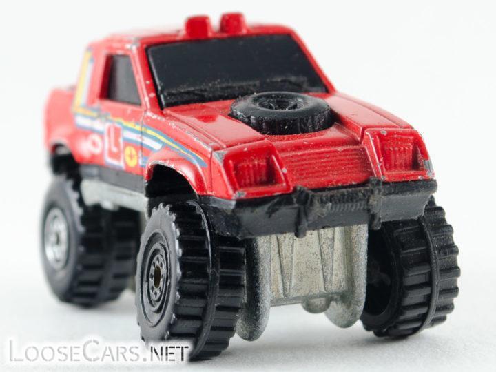Hot Wheels Gulch Stepper: 1990 #49 CT
