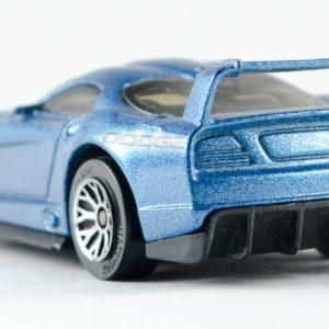Matchbox Dodge Viper GTSR: 2007 #07 Lace Rear Left