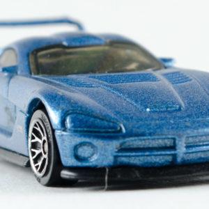 Matchbox Dodge Viper GTSR: 2007 #07 Lace Front Right
